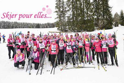 Skier POUR ELLES