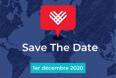 #GivingTuesday : Rendez-vous le Mardi 1er décembre
