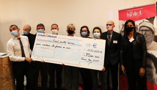 100 000€ pour le soutien des femmes en soin